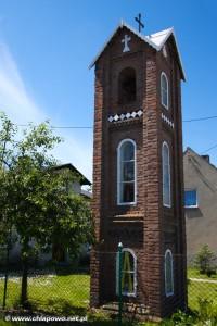Chłapowo - zabytkowa kapliczka