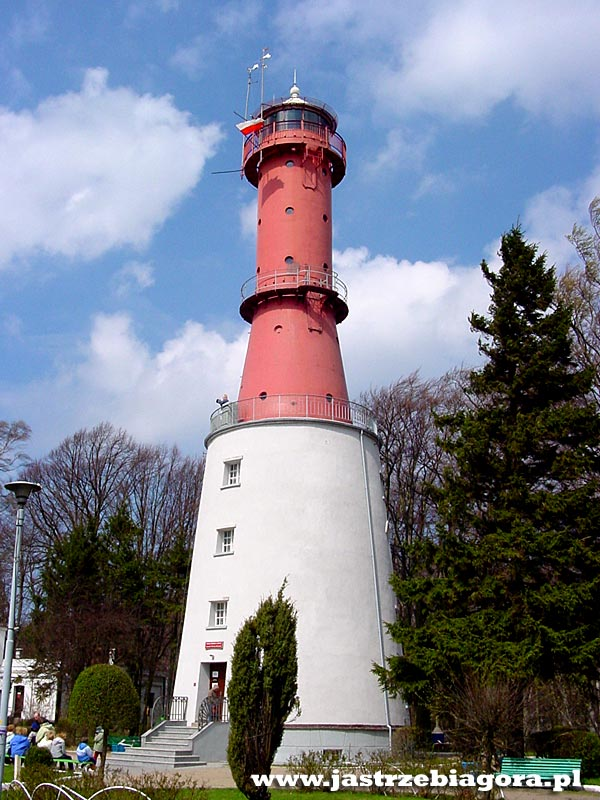 latarnia morska Rozewie